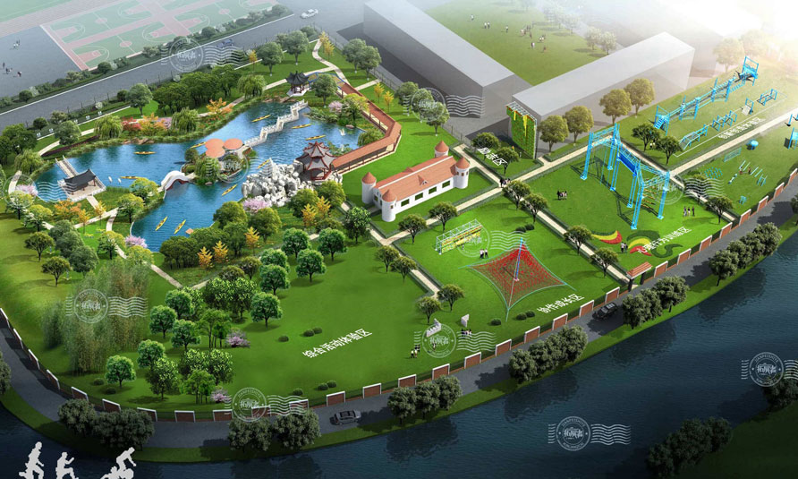 Outward Bound Courses Center in Jiangsu